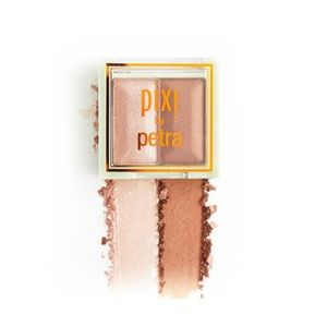 """3/$15 pixi by petra """"sample"""" mineral duo eyeshadow"""